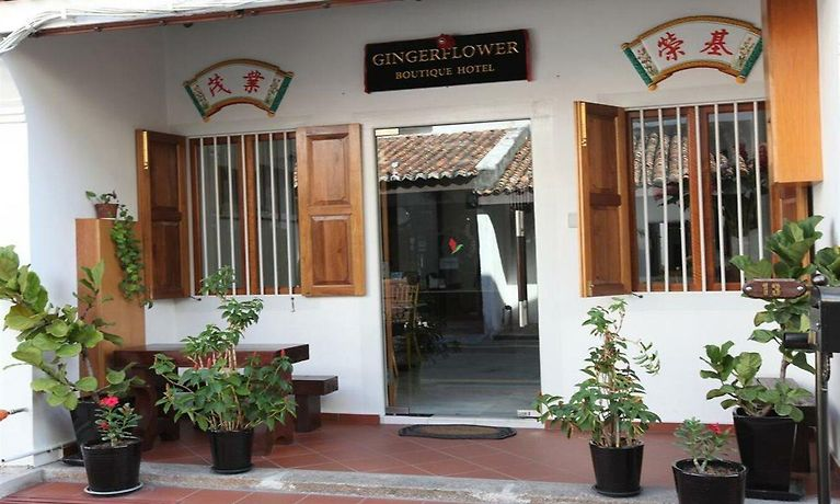 Gingerflower Boutique Hotel Malacca